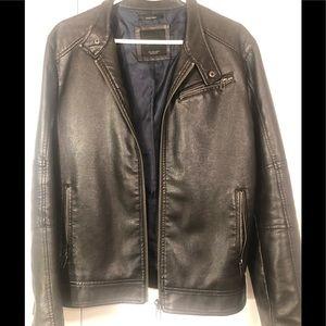 Letter jacket Zara